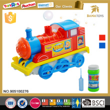 Hot item kids toy ride the train wholesale b/o bubble toy train