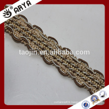 curtain tassel trimming lace gimp fringe for Home Decoration
