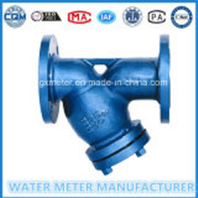 """Y"" Type Water Meter Strainer Dn50-500mm"