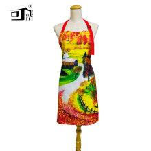 2018 KEFEI personalizou o avental de Coreia do salão de beleza do prego da cintura