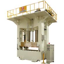 H Frame Hydraulic Molding Press (TT-LM630T/MY)