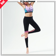 Desgaste atractivo del gimnasio de la yoga de la aptitud de las señoras del OEM