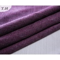 Noble Purple Upholstery Linen Materials Stock Lots in Haining