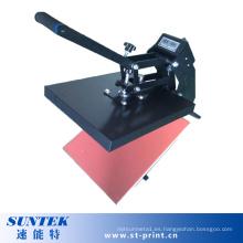 China Máquina de alta calidad de la prensa del calor de la camiseta en venta