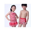 Colorful Girls Boys Swimwear Beach Shorts
