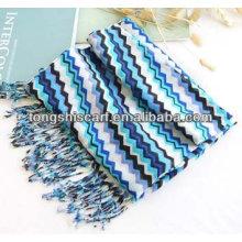 HD215(458) fashion printed aztec scarf