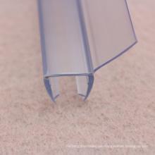 Beste Abdichtung und hohe Wasserdichtheit PVC-Dichtungsstreifen mit 5mm Loft Lippe, RSS-06