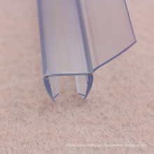 Mejor sellado y prueba de alta resistencia al agua Tira de sellado de PVC con labio loft de 5 mm, RSS-06
