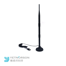 China for Wifi Omni Directional Antenna Wifi Magnetic Antenna 9dbi Rubber Antenna supply to Japan Supplier