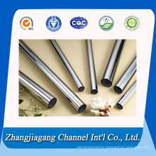 Bright Polished Threaded Stainless Steel Pipe