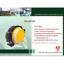 Passagier Aufzug Traction Motor SN-TMMY05 630-2000kg konkurrenzfähiger Preis