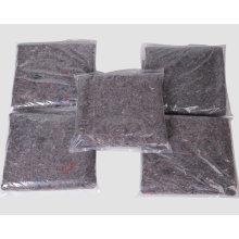Material de poliéster eco-amigável da folha da gota da pintura da esteira da proteção de grama