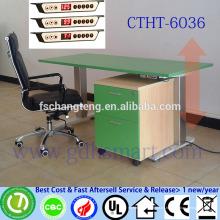 mesa de centro moderna escritorio de escritorio ajustable de escritorio de escritorio