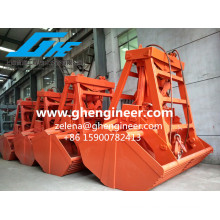 Wireless Remote Control Single Rope Grab for Handing Bulk Material