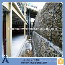 Anping Baochuan Directly Sale Security Welded Gabion Baskets