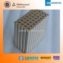 Professional Kundenspezifischer n52 Neodym-Magnetstabmagnet für Sensor-Permanentmagnet