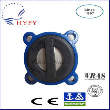Best Selling Products flanged flapper check valve