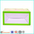 Boîte de papier carton ondulé pour poire