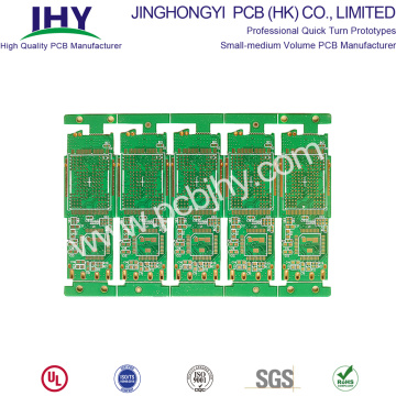 6-laags PCB-fabricage