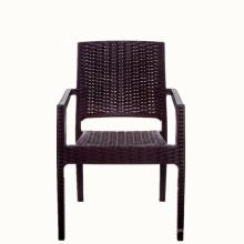 Оптовая Китай Alibaba мебель пластиковая ротанга столовая кафе закуска открытый сад подлокотник стул