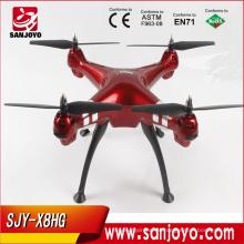 Juguetes para niños Syma X8H modo sin cabeza universal teledirigido Quadcopter con 8MP HD cámara FPV Drone Quadcopter
