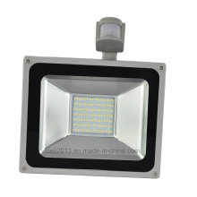 100W PIR Motion Sensor SMD LED Floodlight Outdoor Waterproof Flood Spot Light