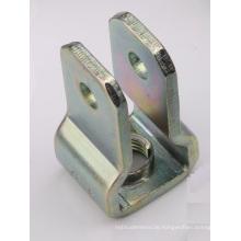 Metall-Stanz-Gabelkopf (niedrige Form)