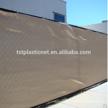 Outdoor Fence Plastic Knitted HDPE Privacy Balcony Screen