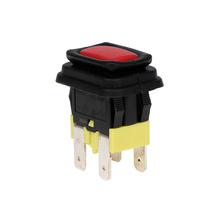 Waterproof LED Illuminated Push Button Switches
