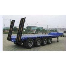40hq Container Transport Semi Trailer
