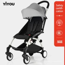 2017 Cochecitos de bebé plegables con ruedas EVA