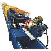 77 PU Foam Roller Shutter Door Forming Machinery