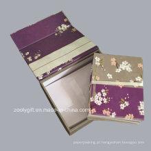 Keepsake Note Set Caixa de lembrança com notas e envelopes