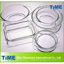 Bakeware do vidro (DPP-5)