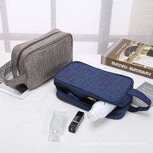 simple style promotion toiletry bag wholesale travel cosmetic pouch portable cosmetic bag
