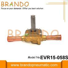 Válvula Solenóide de Refrigeração G 5/8 '' EVR15