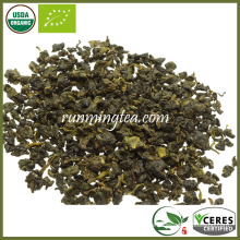 Certificado orgánico Taiwan Dongding Oolong Tea (medio tostado) CERES Organic - Certified Teas