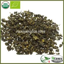 Tissu certifié biologique Taiwan Dongding Oolong (moyennement rôti) CERES Organic - Thé certifié