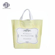 Биоразлагаемые пластмассы PE матовый хозяйственная сумка с ручкой