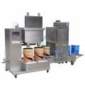 2016 neu zwei füllende Köpfe automatische flüssige Füllmaschine für Farbe, Beschichtung und Emulsion