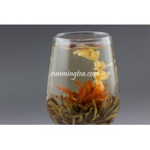 Bai Er Xian Zi (Lilie Fee) Blühender Blumentee