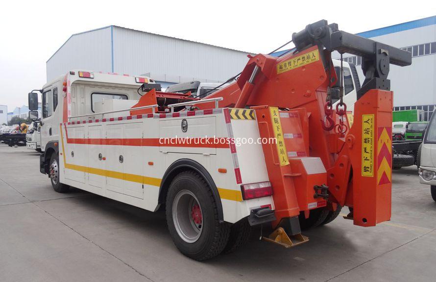 heavy duty recovery trucks 2