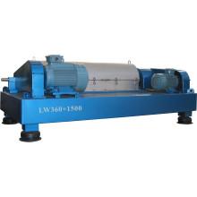 Nouvelle centrifugeuse de décanteur de type de séparation de deux phases Pnx416