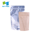 Borong Eco-Friendly PLA Bio Plastic Bag Packaging Food