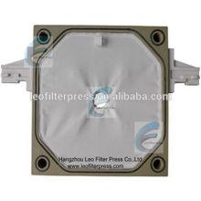 Filtre de presse de Leo Tissu de presse de filtre pour des plats de presse de filtre, taille différente, matériel des tissus de presse de filtre de presse de filtre de Leo