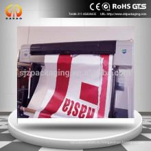 PP бумага, PP синтетическая бумага, водонепроницаемая бумага PP, внутренняя рекламная бумага