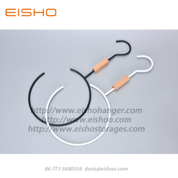 EISHO Metal Belt Ring Cachecol Cabides