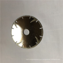 o profissional pode ser cortador de lâmina de disco abrasivo de diamante de pedra de granito de mármore personalizado