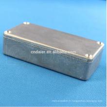 Daier hammond box 1590g aluminium moulé sous pression