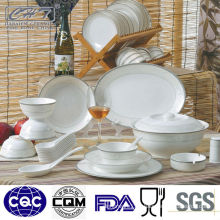 Fine porcelain ceramic tableware set